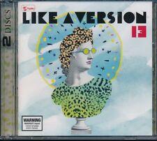 Triple J Like A Version 13 2-disc CD NEW DMA's Jezabels Amy Shark PUP