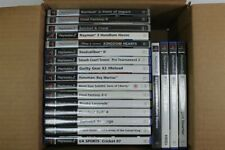 PlayStation 2 Import Game Lot - 20 Games (PAL)