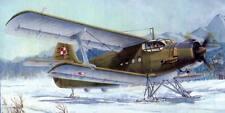 Trumpeter Antonov an-2 Colt con SCI PATTINI Polonia Modello Kit - - 1:72 NUOVO OVP