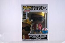 Funko Pop! Rocks #82 Notorious B.I.G. Crown Toy Tokyo 2018 Nycc Limited Edition
