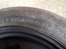 RUEDA REPUESTO VOLVO S80 4.0X17  125/80/17 AÑO 1998