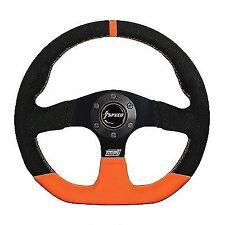 Arctic Cat Steering Wheel Wildcat X 2012-18 Wildcat 4X 2013-2018 Orange 7777-051