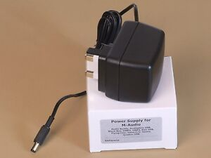 Power Supply for M-Audio Audio Buddy,Black Box,Duo USB