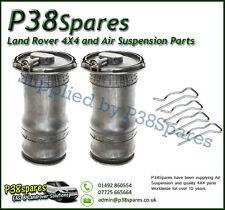Range Rover P38 Luftfeder Taschen Heck Original DUNLOP X2 95-02 2.5 TD 4.0 4.6