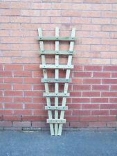 Wooden Fan Trellis 4ft x 17.5inch