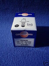 CANDLE POWER HARLEY LIGHT BULB 67697-81T H4 12V 60/55W