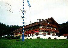 Bad Wiessee , Berggasthof Sonnenbichl.  , Ansichtskarte, 1976 gelaufen