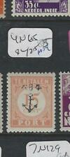 DUTCH EAST INDIES JAPANESE OCCUPATION (P2202B) JSCA 4S65 ON POSTAGE DUE 15C MOG