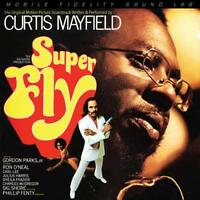 Curtis Mayfield Super Fly Soundtrack Mobile Fidelity Vinyl New Sealed LP