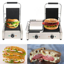 More details for panini press sandwich toaster waffle maker commercial home iron toastie grill uk