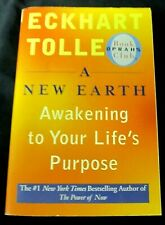A NEW EARTH - ECKHART TOLLE - PAPERBACK - 2006