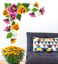 57000148 | Wall Stickers Flower Branch for Living Room
