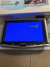 """LILLIPUT Color TFT LCD Car Mobile Video Monitor / TV, No Remote 7"""" CarTV"""