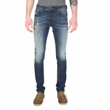 Diesel Cotton High Regular Size Jeans for Men