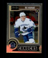 2014-15 O-Pee-Chee Platinum #173A Bo Horvat RC Rookie (R1315)