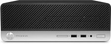 HP ProDesk 400 G4 SFF Desktop PC Intel Core i7 1TB 8GB DVDRW Windows 10 Pro VGA