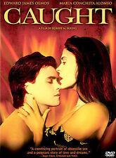DVD ~ Caught - Maria Conchita Alonso Edward James Olmos - NM