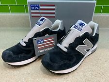 New Balance 1400 x J Crew Made in USA Navy Suede M1400NV Men's Size 12