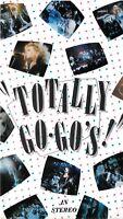 GO GO'S Totally Go Go's 1982 original VHS tape w/dvdr copy 77 min LA High School