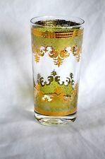 Vintage Georges Briard Mid Century Highball Bar Glass
