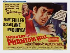 Robert Fuller - Incident at Phantom Hill (1965) - 11 x 14 LC Reprint