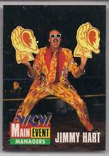 1995 Cardz WCW Main Event Jimmy Hart
