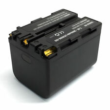 Replacement Battery for Sony NP-FM30 NP-FM50 NP-FM51 NP-FM70 NP-FM71 Camcorder