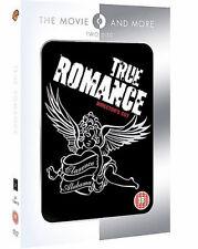TRUE ROMANCE MOVIE & MORE 2 DISC SPECIAL DVD Dennis Hopper Christopher UK NEW