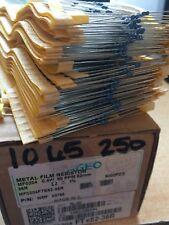 Metal film resistor 20R 1% 0.4W  made by Yageo part box approx 4000pcs HU357