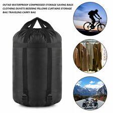 Waterproof Clothes Packaging Storage Bag Compressed Saving Outdoor Organizer US