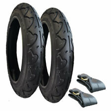 3x Pram Tyres /& 3x Tubes 12 1//2 X 2 1//4 Slick Out n about nipper 360 mamakiddies