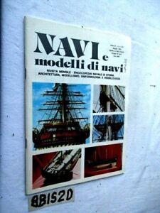 NAVI E MODELLI DI NAVI ANNO IV  N°5   MAGGIO 1980        (8BIS2D)