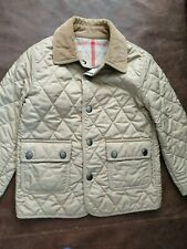 Burberry Boys Quilted Jackey 3Y-98cm very good condition