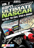 ESPN: Ultimate NASCAR, Vol. 2 - The Dirt, The Cars, Speed and Danger - NEW