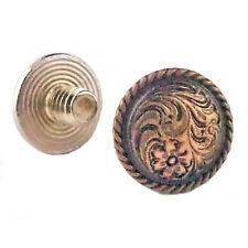 "Chicago Screws Antique Copper 3/16"" 10 Pack 3305-28 by Stecksstore"