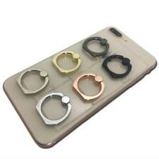 Universal Transparent 360 Rotating Finger Grip Ring Holder Stand For Cell Phone