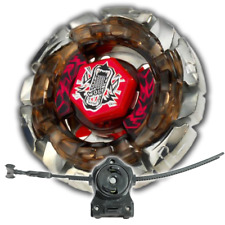 Beyblade Dark Wolf DF145FS Metal Fusion 4D BB-29 With LL2 Launcher and Rip Cord