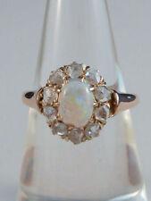 Markenlose Diamant Echtschmuck-Ringe für Damen