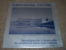 Laboratorios Alcon Investigacion Y Desarrollo De Productos Para Especialistas