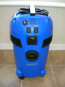 Nilfisk Multi 11 30T Wet and Dry Vacuum Cleaner with Dust Extraction Facility.