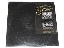 "MADONNA erotica 12""x2 DOUBLE RECORD SET PROMO SHEP PETTIBONE BREAKS HOUSE 1992"