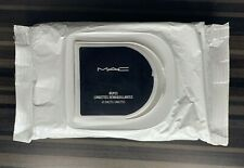 MAC Wipes Cleansing Towelettes Makeup Remover 45 Sheets New