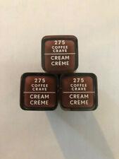 (3) Covergirl Colorlicious Cream Lipstick, 275 Coffee Crave