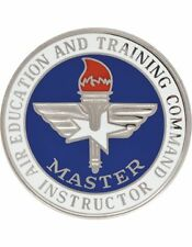 USAF Master Instructor Badge (AF-807) Air Education and Training Command