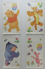 Winnie The Pooh Removable Cute Disney 25 Peel N Stick Wall Stickers Decal Lots