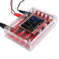 "DSO138 2.4"" TFT Digital Oscilloscope Acrylic Case DIY Kit SMD Soldered New"