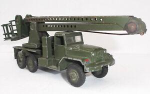 Dinky - Missile Servicing Platform Truck - 667