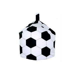 Child Size Football Bean Bag With Beans By Bean Lazy