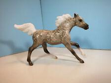 BREYER  STABLEMATE-Dapple Gray Arabian-Dapples & Dots Set Horse-New 2018