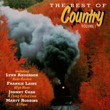 Best of Country Vol.1 LYNN ANDERSON FRANKIE LAINE JOHNNY CASH MARTY ROBBINS